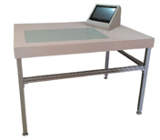 RFID Paketleme Masası